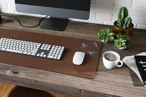 HUMMINGBIRD Genuine Leather Keyboard Pad