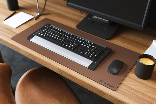 Genuine Leather Keyboard Pad