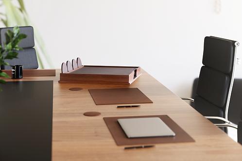 12 Desk Pad Conference Room Set