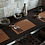 Thumbnail: HUMMINGBIRD Genuine Leather Placemats (PATTERNLESS)