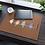 Thumbnail: HUMMINGBIRD Genuine Leather Desk Pad