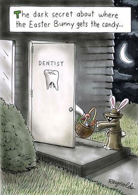 Happy Easter from Safari Children's Dentistry!!