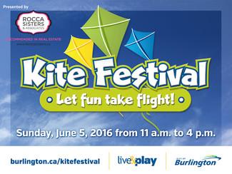 Burlington Kite Festival 2016
