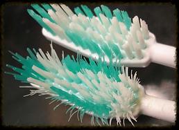 Change toothbrush sick infection old Burlington Children's Dentist