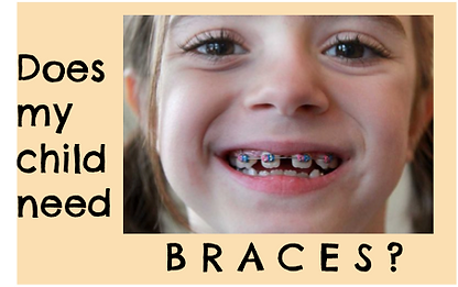 Milton Children's Dentist discuss importance of braces for my child with crooked teeth.