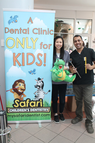 "Safari Children's Dentistry has been ""SNAP'd""!"
