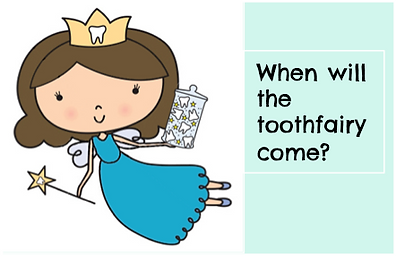 Dentistry for children in Milton talk about tooth fairy in children