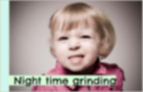 Burlington Oakville Ontario teeth grinding sleep nighttime kids children