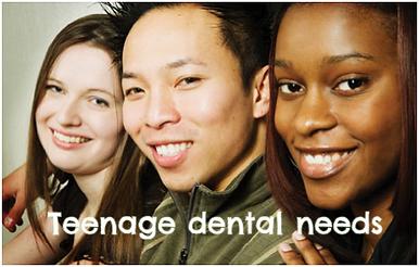Burlington Children's Dentist see children of all ages