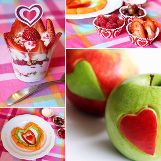 Healthy Valentine Day Treats