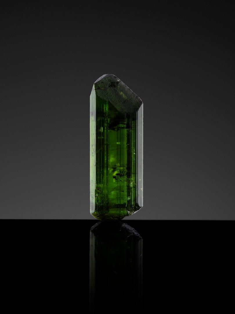 Green Tourmaline from Tanzania