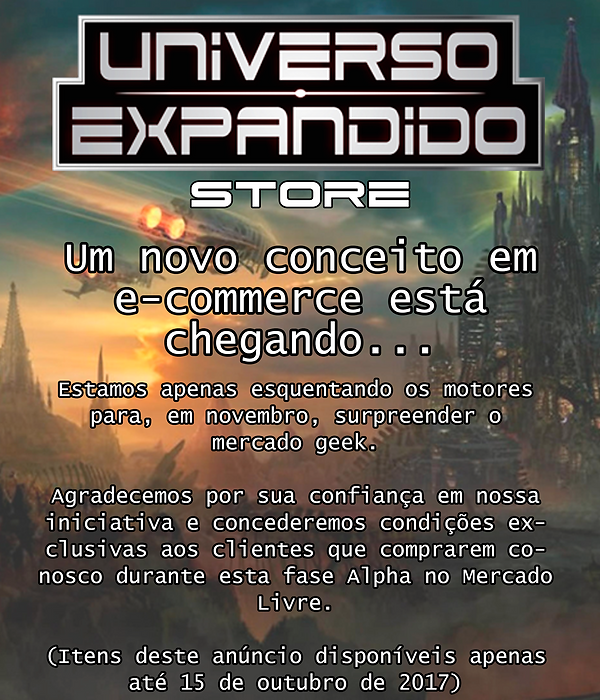 Universo Expandido Store - Loja Geek