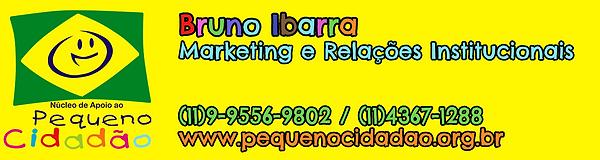 Assinatura de e-mail Bruno Ibarra