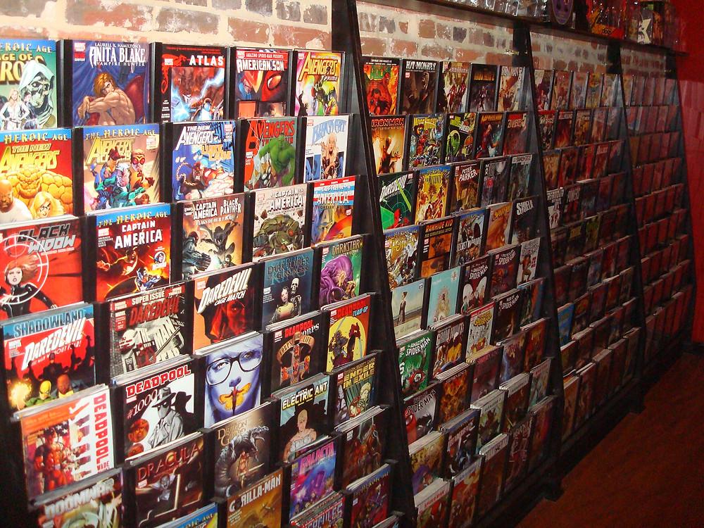 historias em quadrinhos - consumidor geek - universo expandido