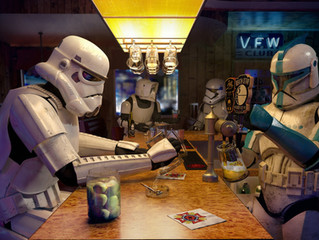 """""""Onde dróides e clones encontram seus pares""""  – O que sua empresa precisa saber sobre o mercado que"""