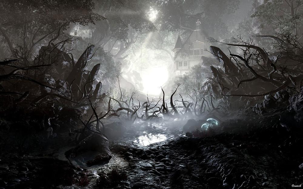 Zona de Magia Morta