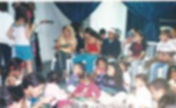 ONG Pequeno Cidadão 2002 - Nossa História