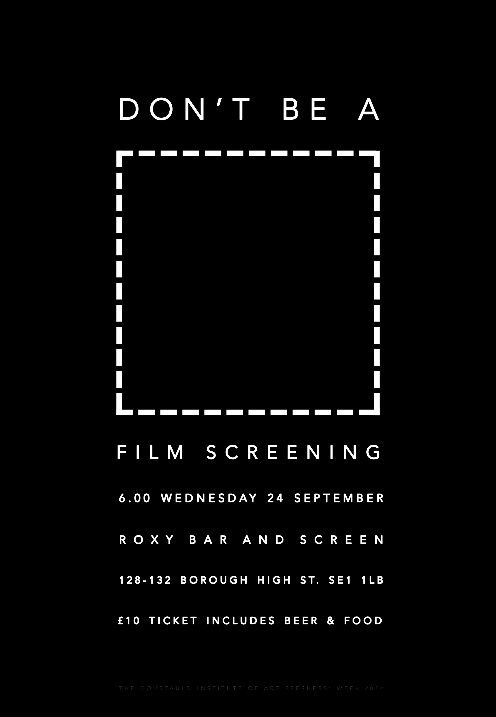 3 Wednesday - Cinema