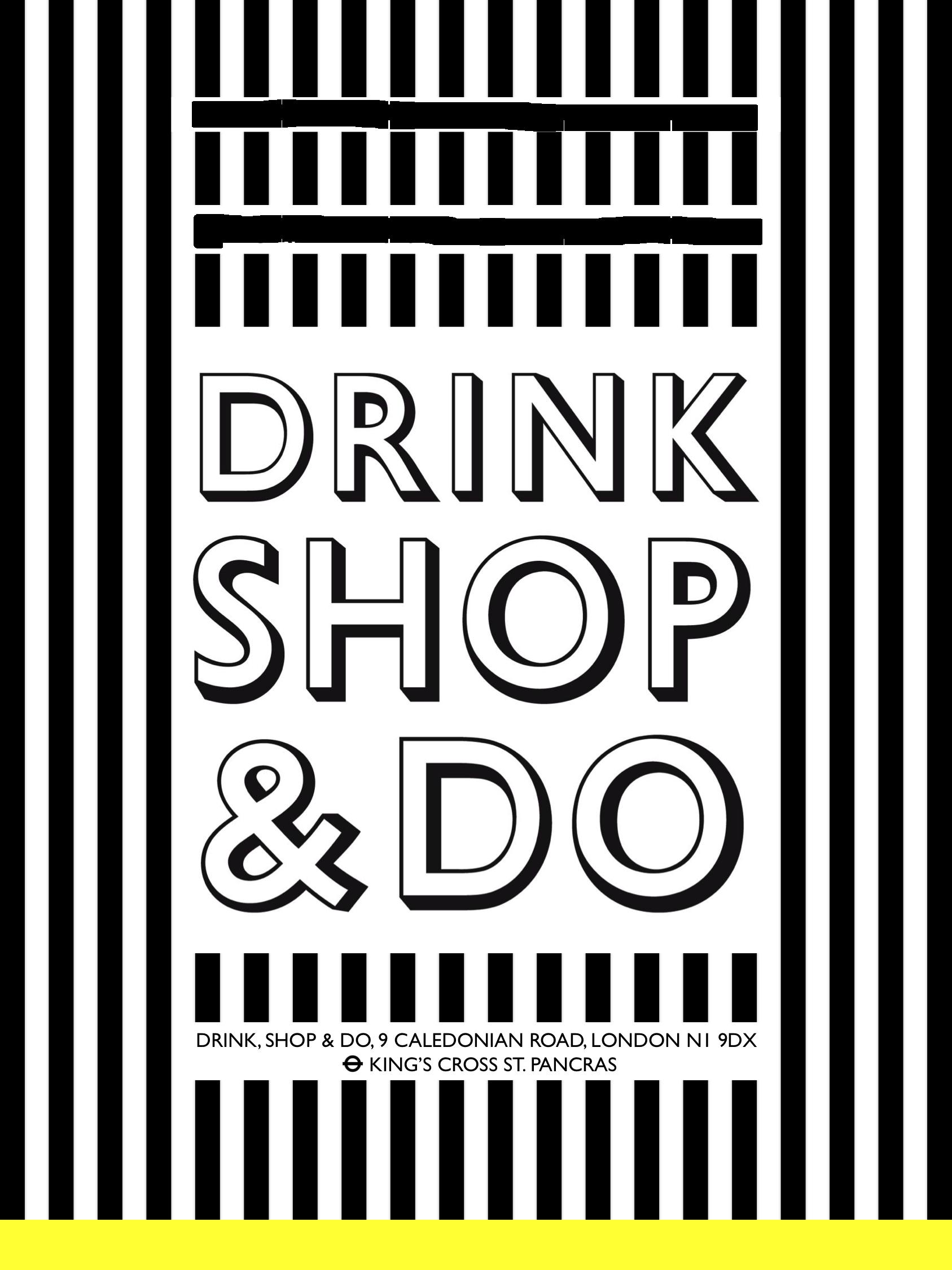 Wednesday-DrinkShopDo