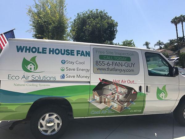 Whole House Fan Installer, That Fan Guy, Whole House Fan