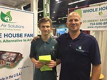 That Fan Guy, Whole House Fan Company, Eco Air Solutions, www.myecoair.com