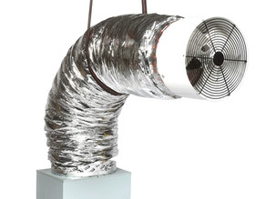 QA-Deluxe 3300 Whole House Fan