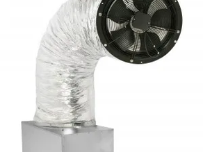 Centric Air 2.7 Whole House Fan