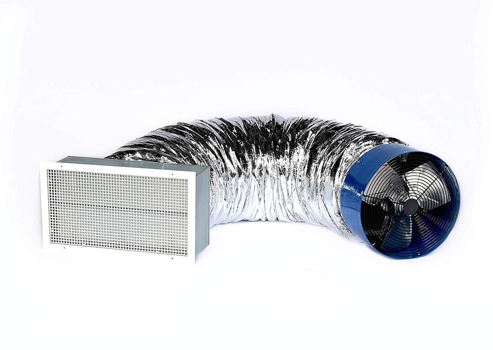 QA-Deluxe 6500 Whole House Fan-That Fan Guy