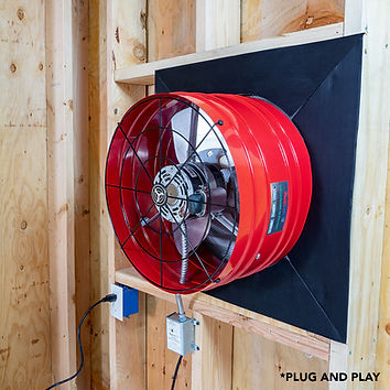 quietcool attic fan eco air solutions