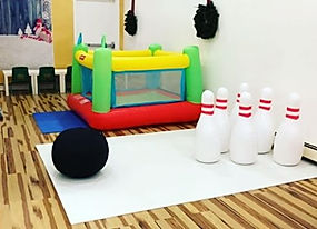 Open Play tomorrow after our Art Class!