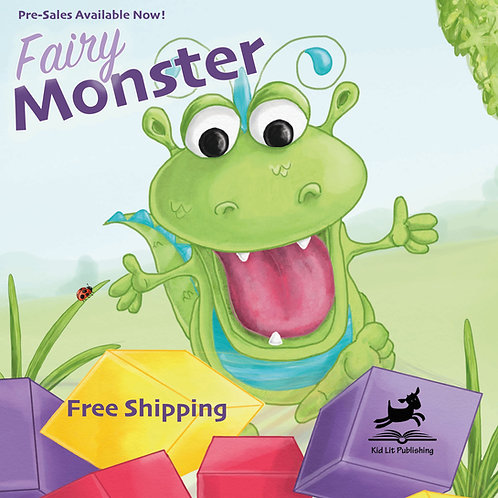 Fairy Monster - Pre-Orders