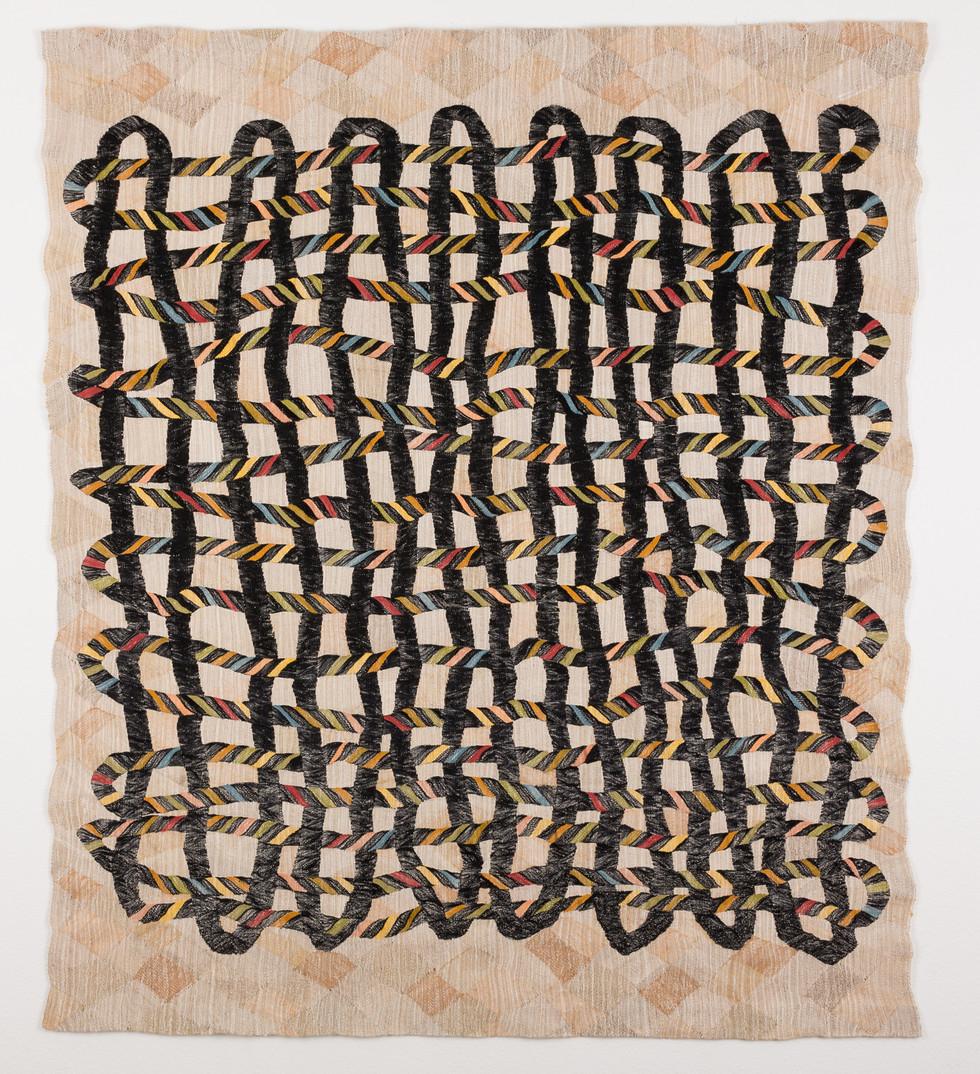Jim Bassler A Weaving