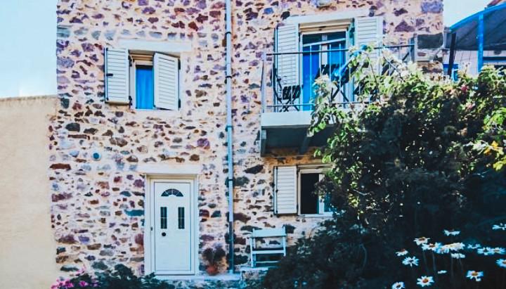 Cretan stone house for $119k
