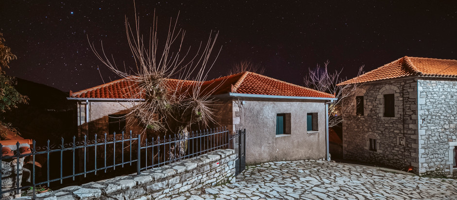 Country Stone House in Greece for $83k