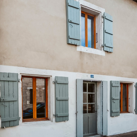 Nicely Renovated French Village House for $116k
