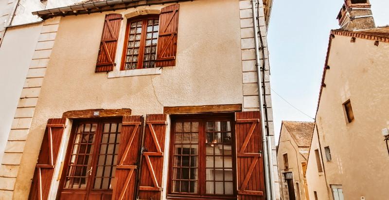 Village house in France for $56k