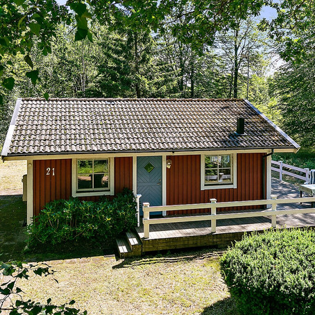 Sweet Swedish Summer Holiday House