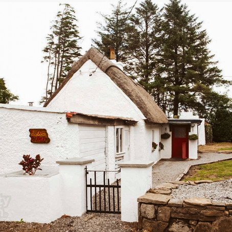 Thatch Roof Cottage in Ireland for $110k