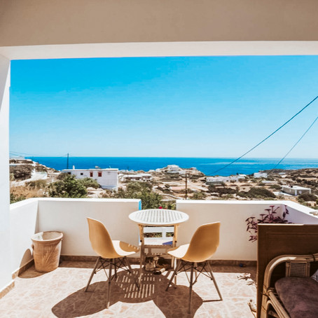 Aegean view house in Greece for $189k