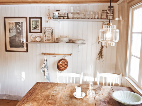 Romantic Swedish Cottage for $66/nt