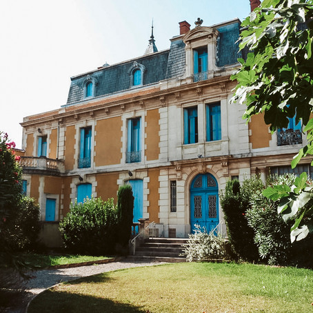 French chateau apartment for $118k