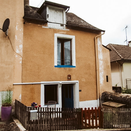 French village house for $47k
