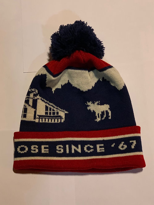 Mangy Moose Beanie