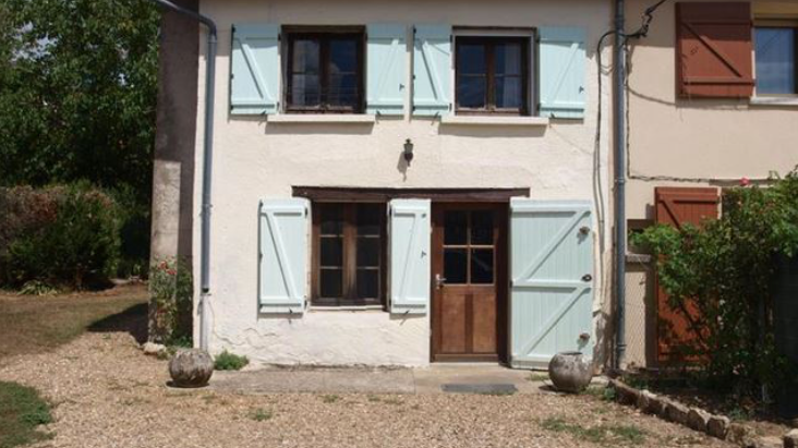 French semi-detached home for €56k