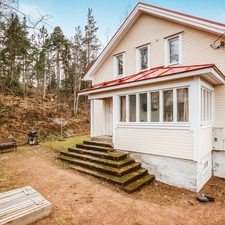 Charming Farmhouse in Finland for $160k