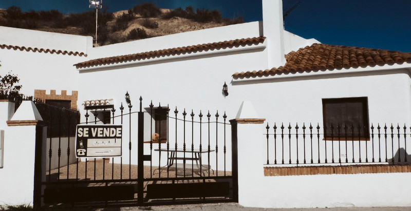 Spanish Cave House for $83k