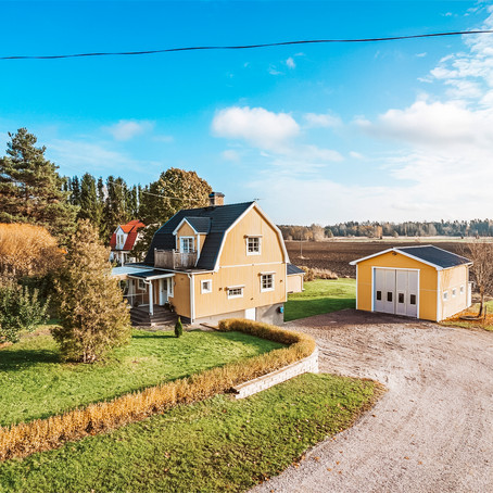 Swedish Farmhouse for $149k