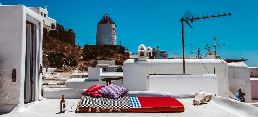 Adorable Rental on Mykonos for $850 per month (Jan - Mar)