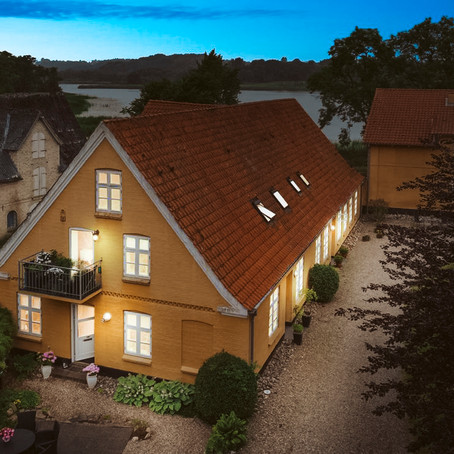 Historic Condo Conversion in Denmark for $105k