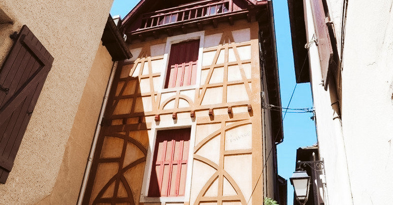 Storybook Property in Popular French Spa Town